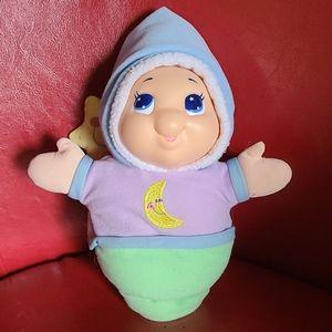 2003 Playskool Lullaby Glow Worm